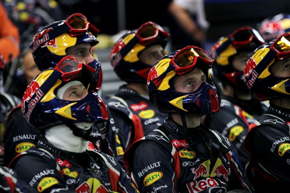 F1 2012 - Singapore GP