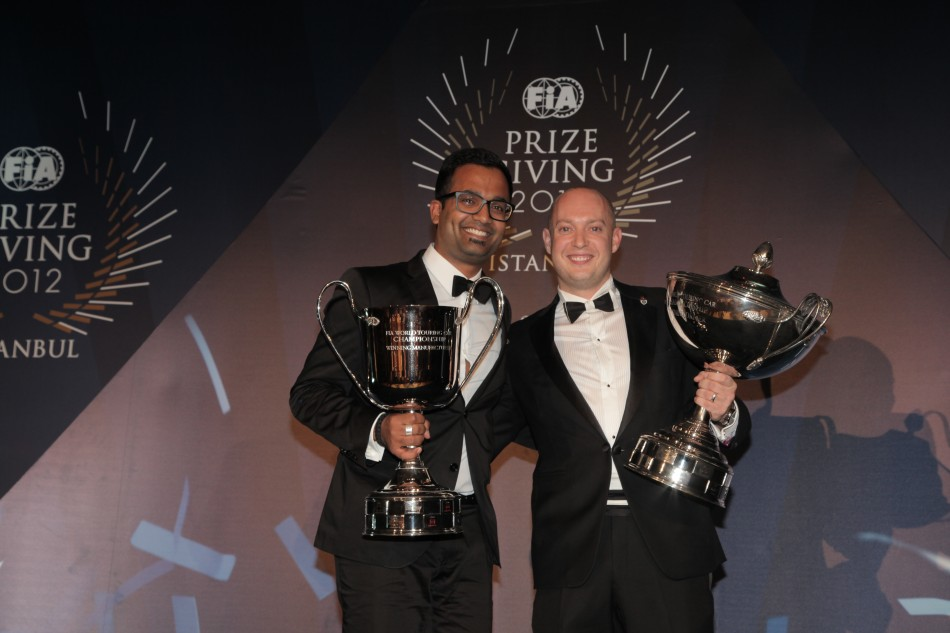 FIA Prize Giving Gala 2012