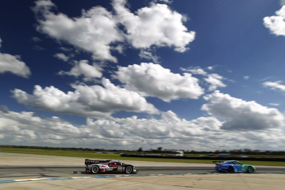 WEC 2012 - 12 Hours of Sebring