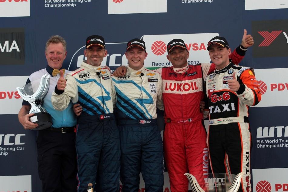 WTCC 2012 - Curitiba