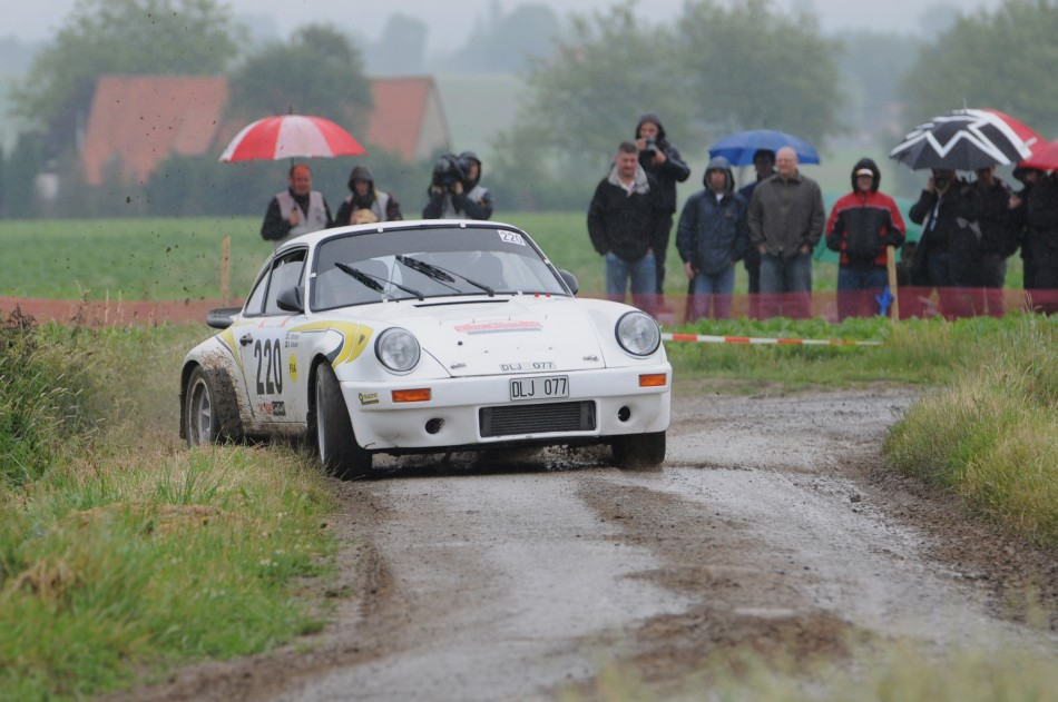 European Historic Rally Championship 2013 - Ypres Historic