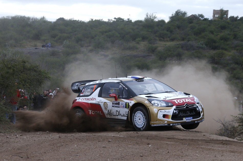 WRC 2013 - Rally Argentina