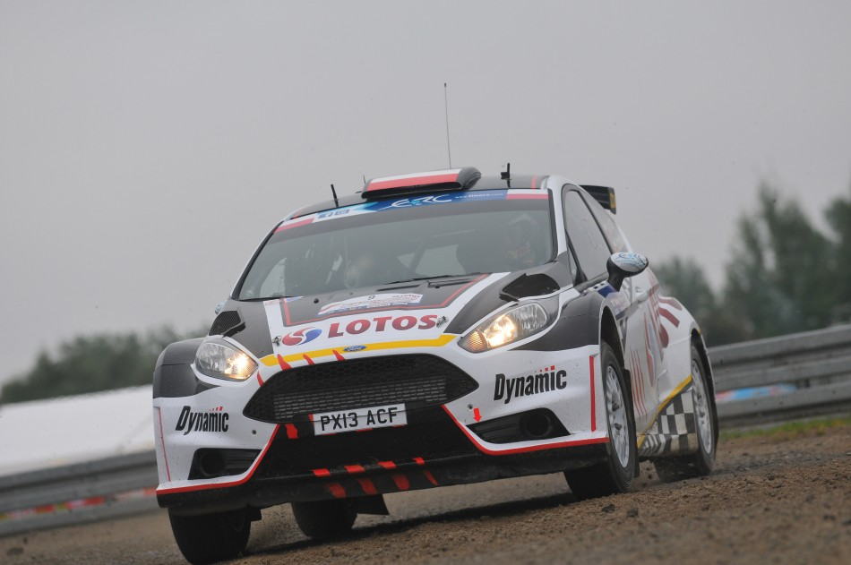 ERC 2013 - Rally Poland