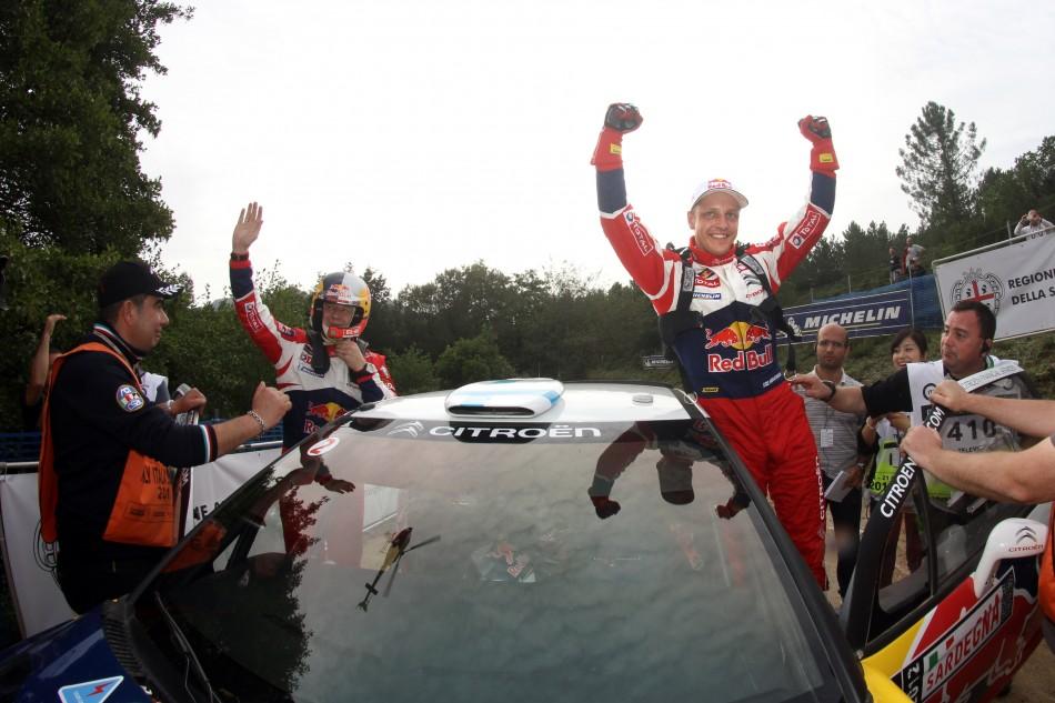 WRC 2012 - Rally Italia Sardegna