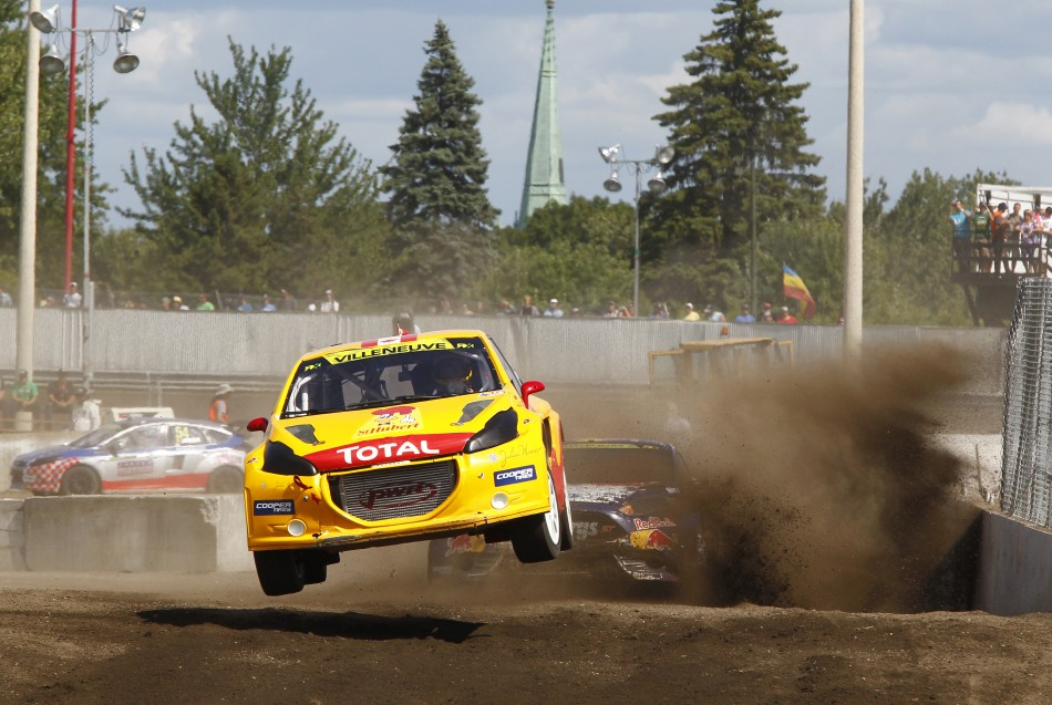 World RX 2014 - Rallycross of Canada