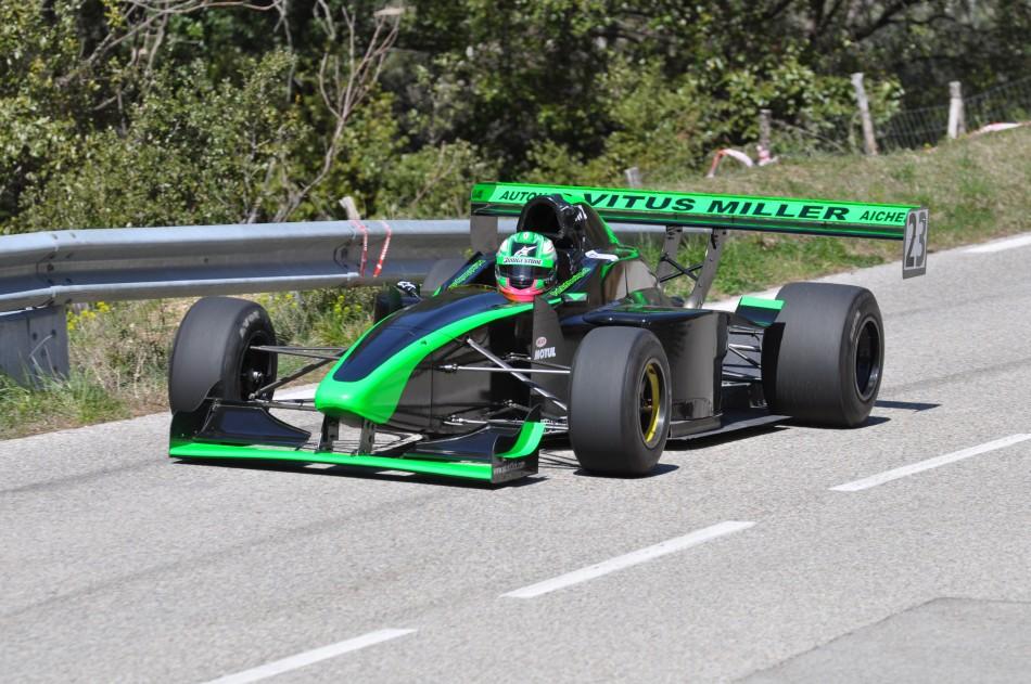 FIA European Hill-Climb Championship 2013 - St Jean du Gard
