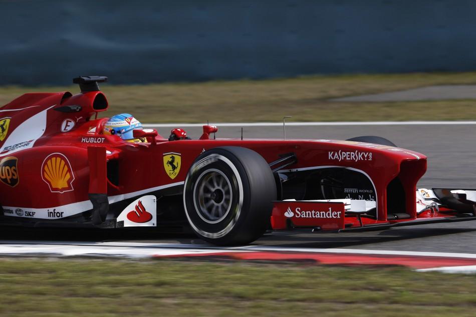 F1 2013 - Chinese Grand Prix