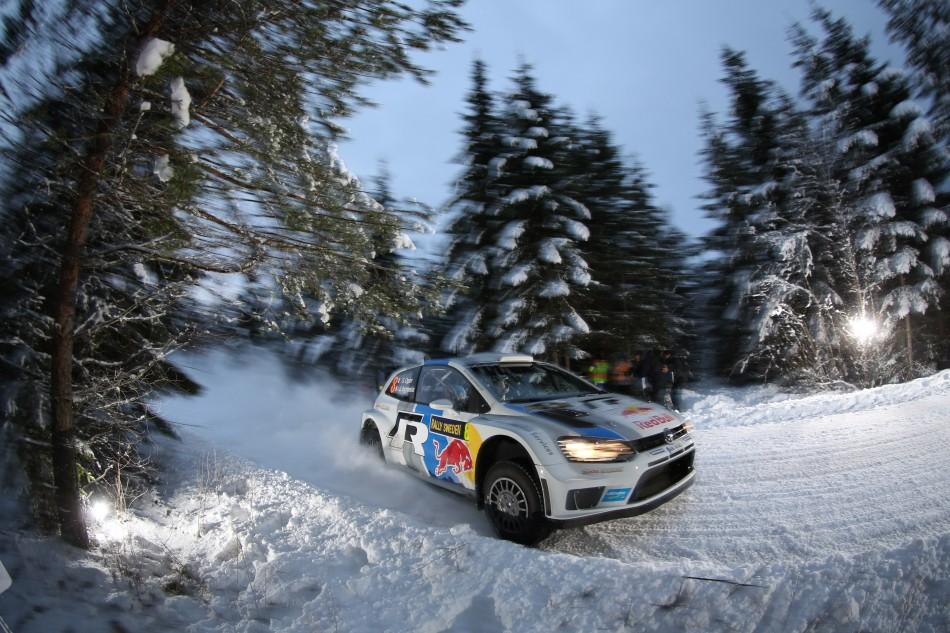 WRC 2013 - Rally Sweden