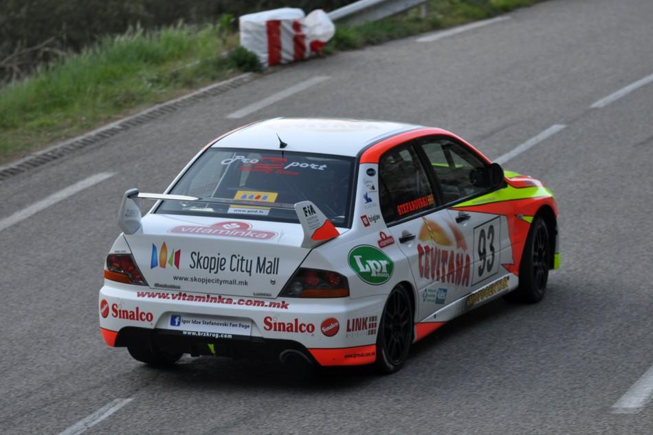 FIA European Hill-Climb Championship 2014 - St Jean du Gard