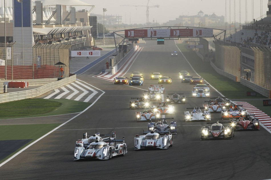 WEC - 6 Hours of Bahrain