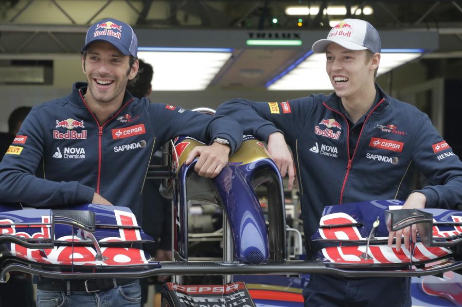 F1 2014 - Chinese Grand Prix