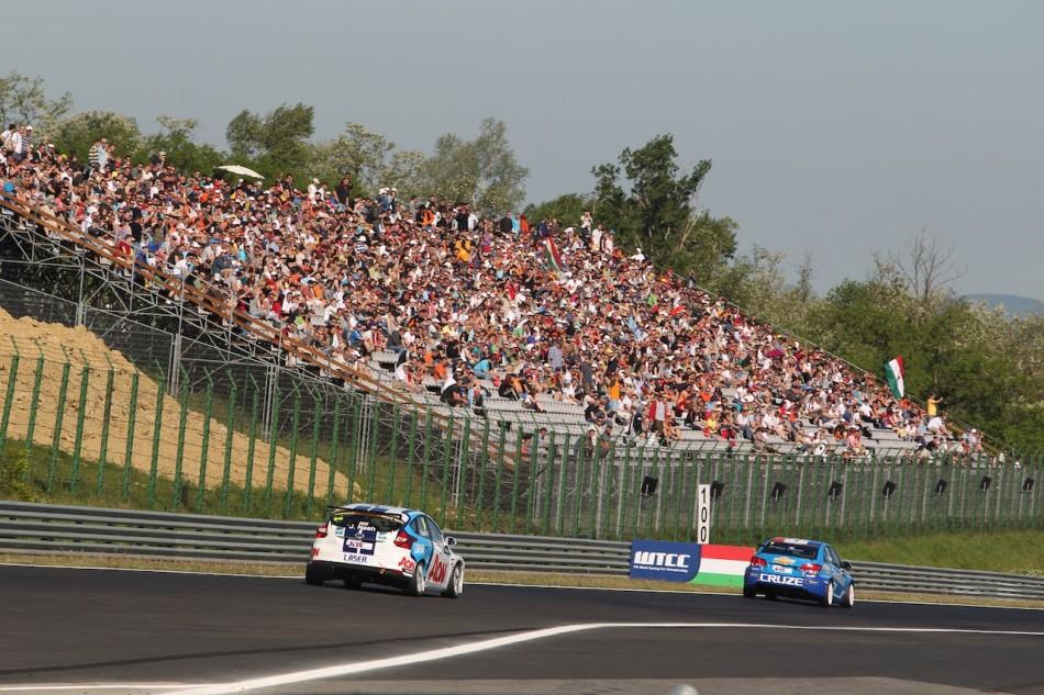 WTCC 2012 - Budapest