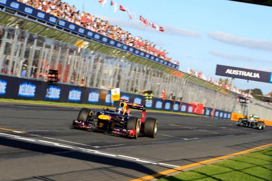 F1 2012 - Australian Grand Prix