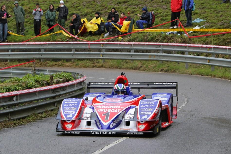 FIA European Hill-Climb Championship 2013 - Subida al Fito