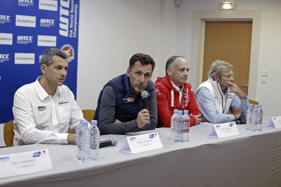 WTCC 2014 - Race of France