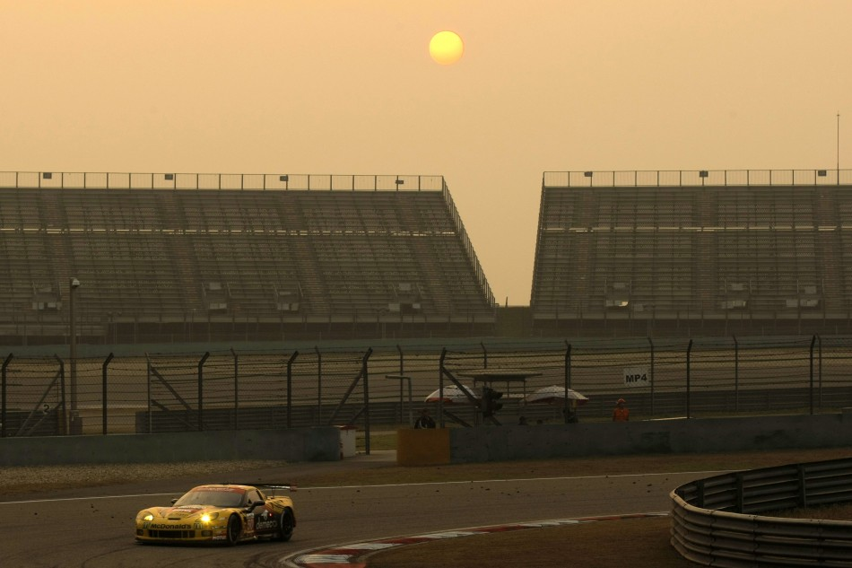 WEC 2012 - 6 Hours of Shanghai