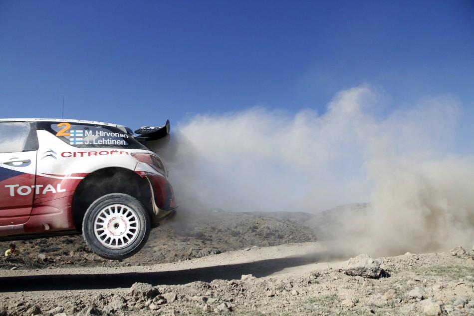 WRC 2012 - Rally Mexico