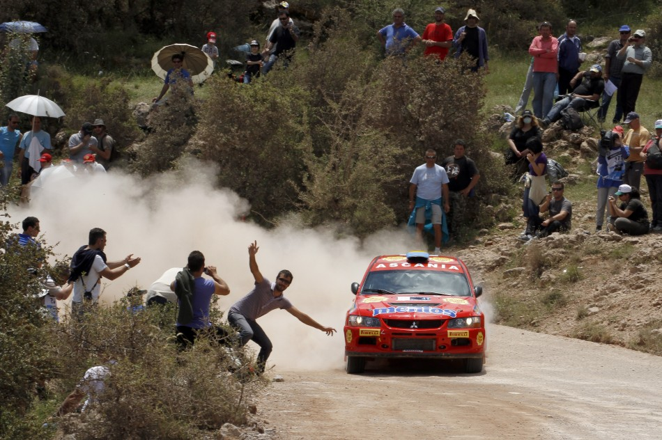 WRC 2012 - Rally Greece