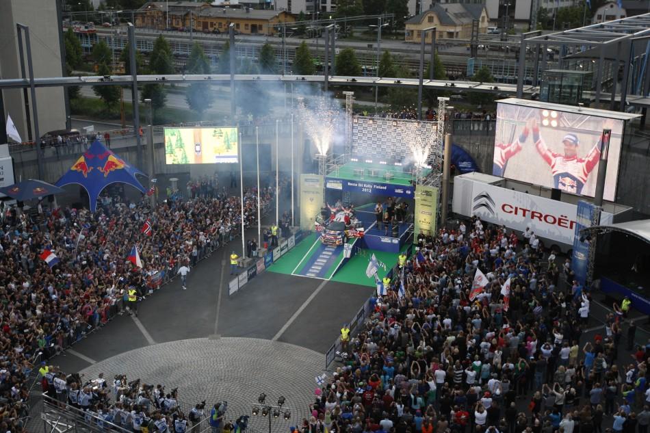 WRC 2012 - Rally Finland