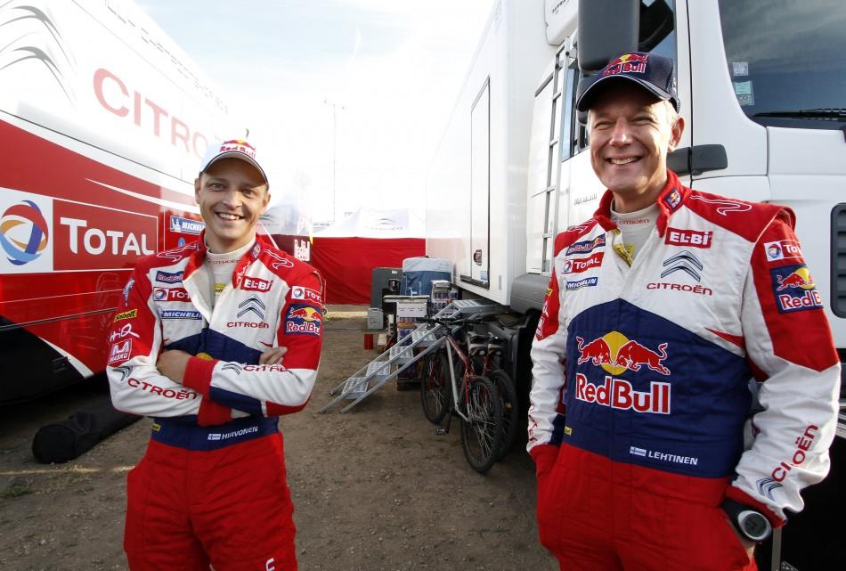 WRC 2012 - Rallye Deutschland