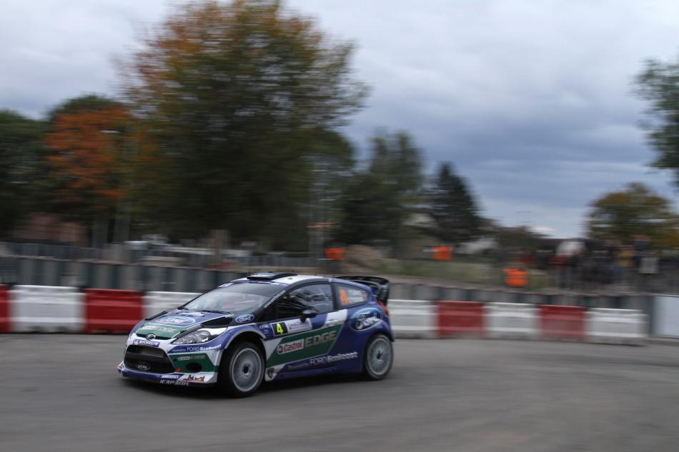 WRC 2012 - Rallye France Alsace