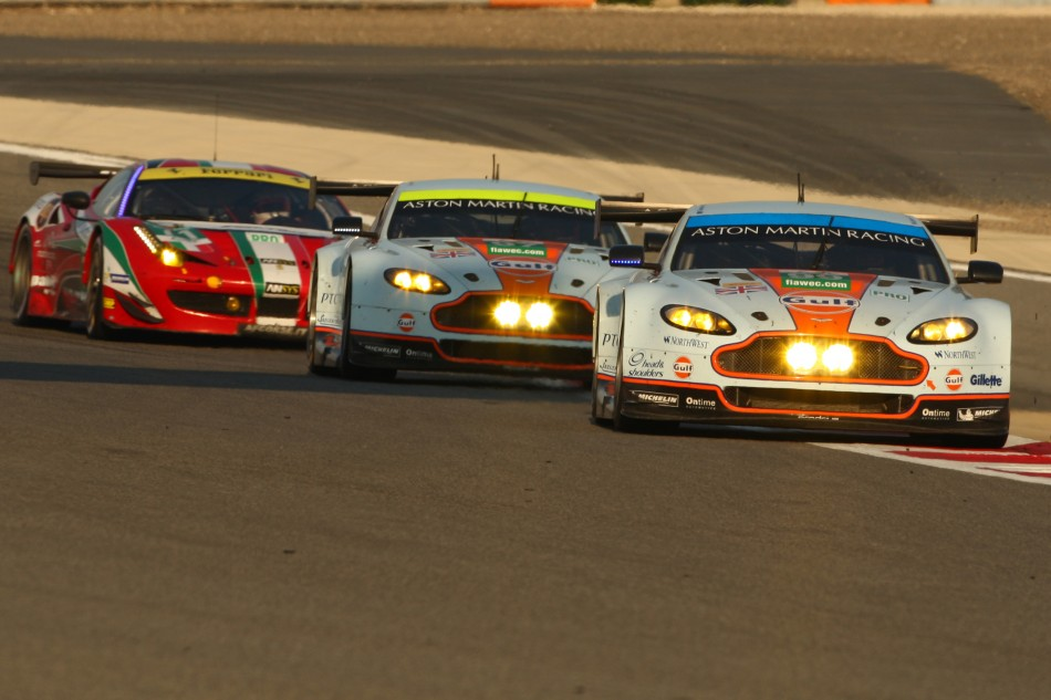 WEC 2013 season Highlights