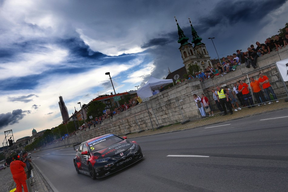 WTCC 2014 - Race of Hungary