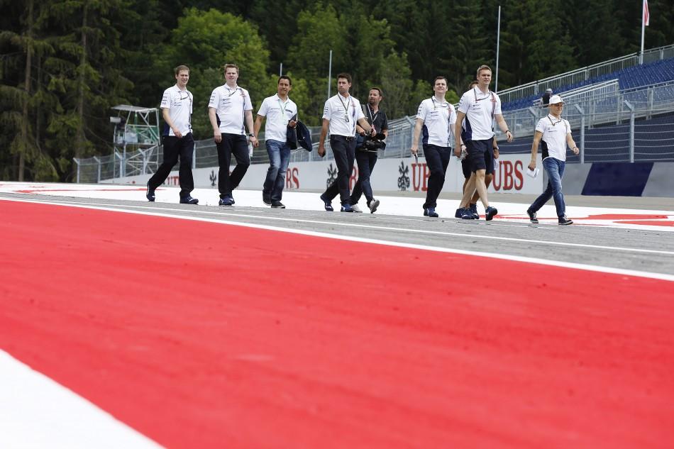 F1 2014 - Austrian Grand Prix