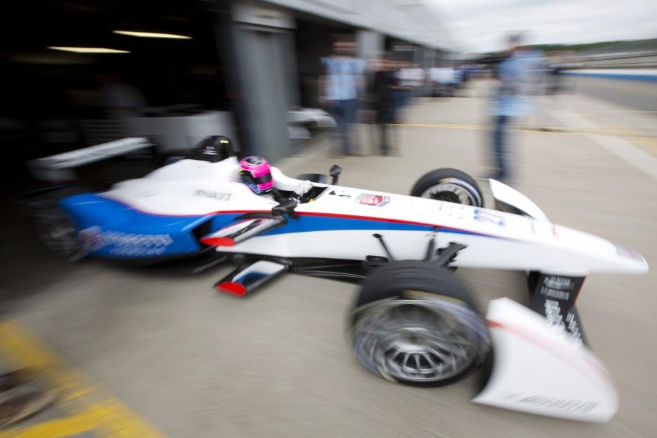 Formula E 2014 - Donington Tests July