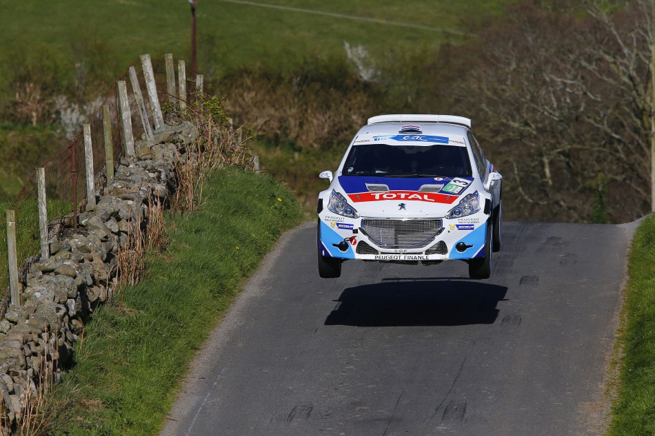ERC 2014 - Circuit of Ireland Rally