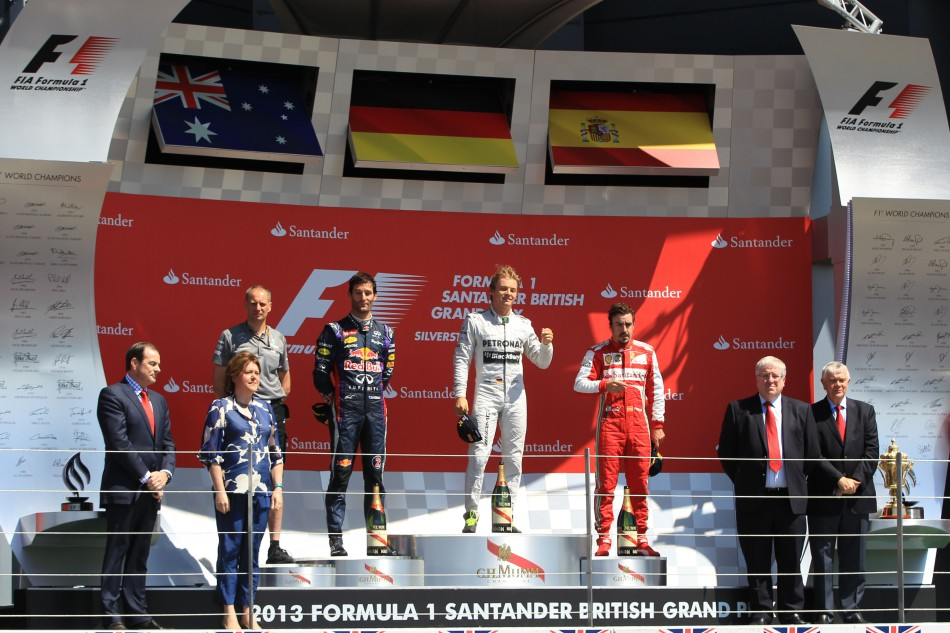 F1 2013 - British Grand Prix