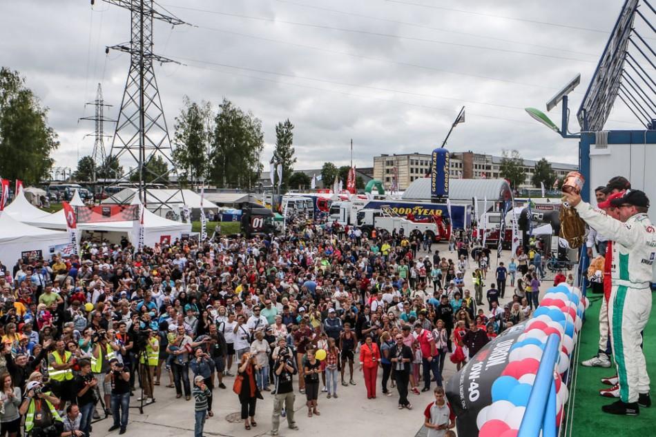 ETRC 2013 - Smolensk