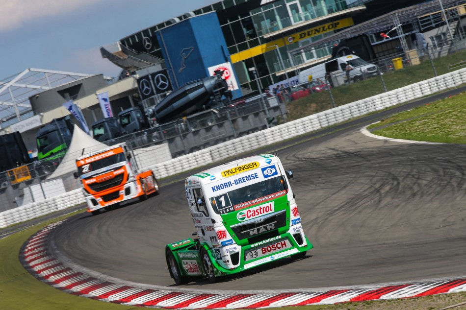 ETRC 2014 - Nurburgring