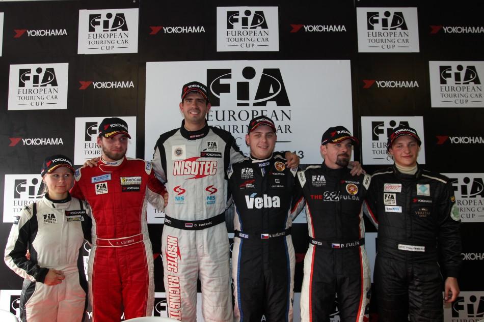 ETCC 2013 - Brno