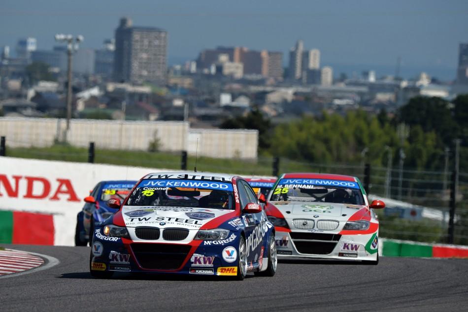 WTCC 2013 - Race of Japan