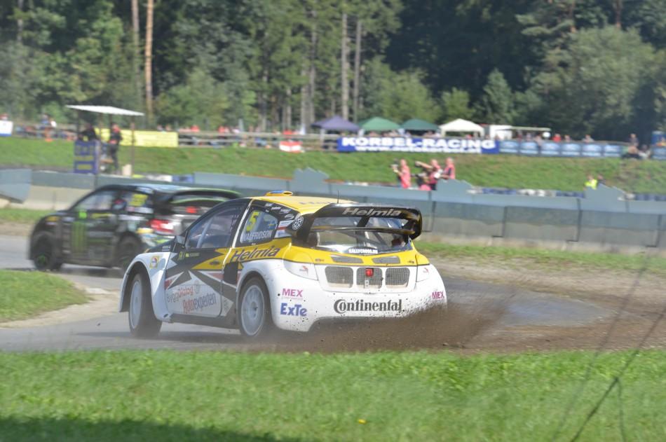 European Rallycross Championship 2013 - Greinbach