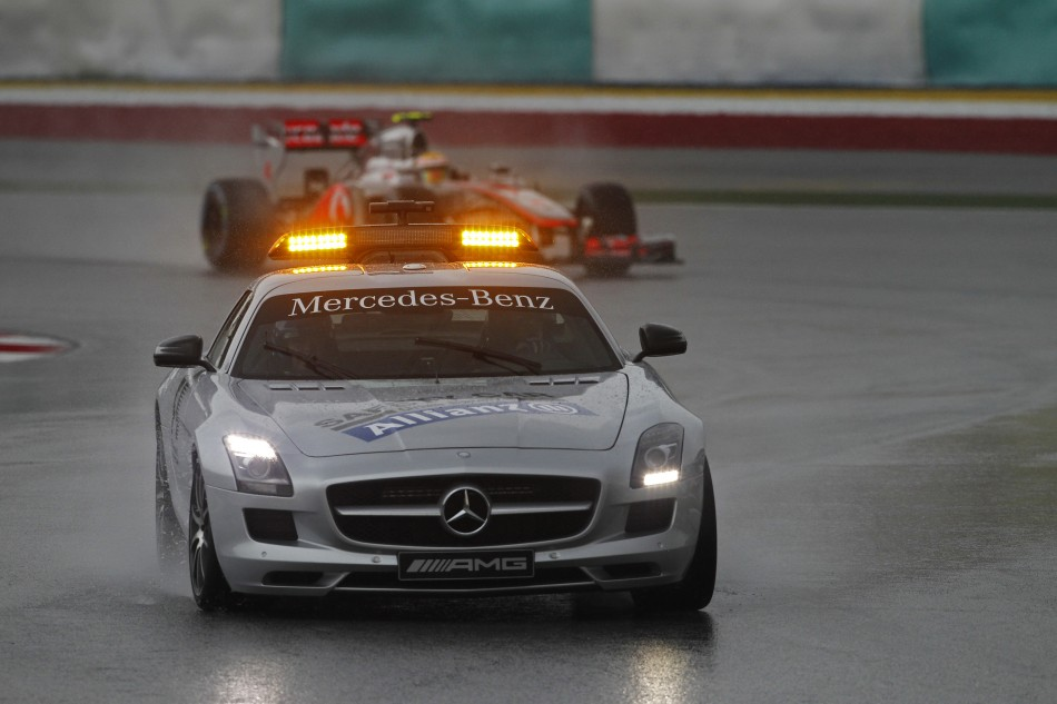 F1 2012 - Malaysian Grand Prix