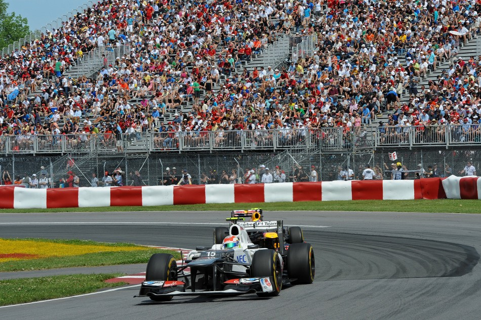 F1 2012 - Canadian Grand Prix