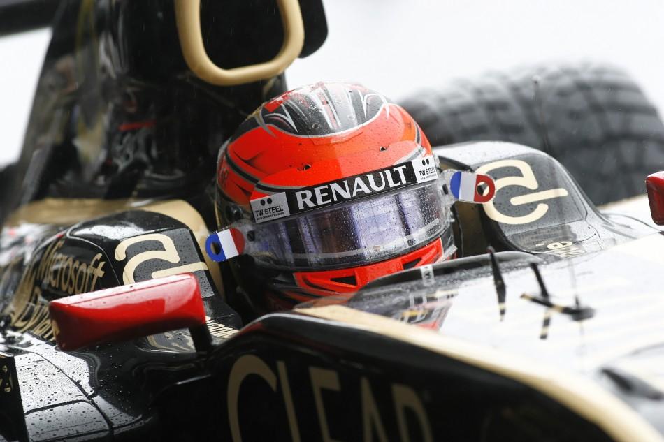 F1 2012 - Belgian GP