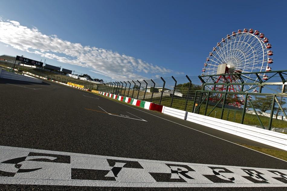 F1 2012 - Japanese GP