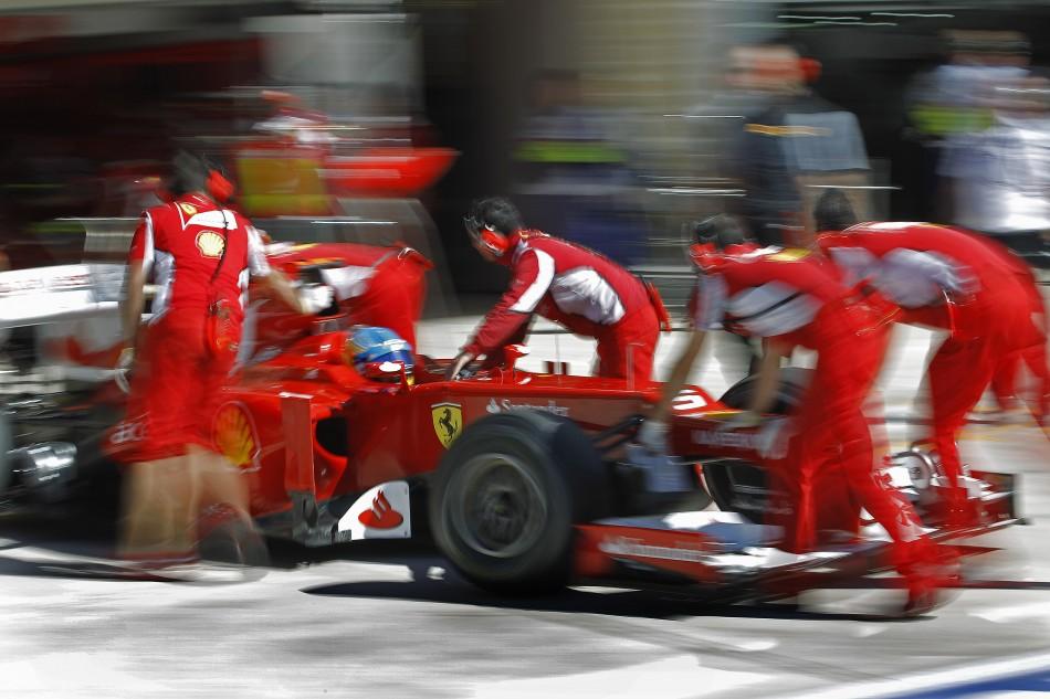 F1 2012 - USA GP