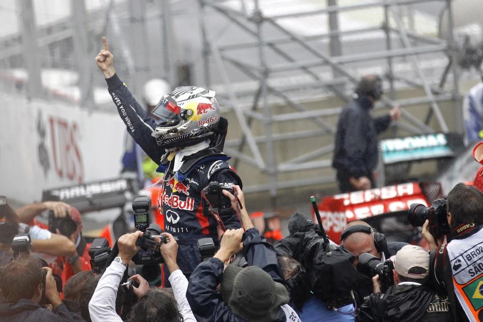 F1 2012 - Brazil GP