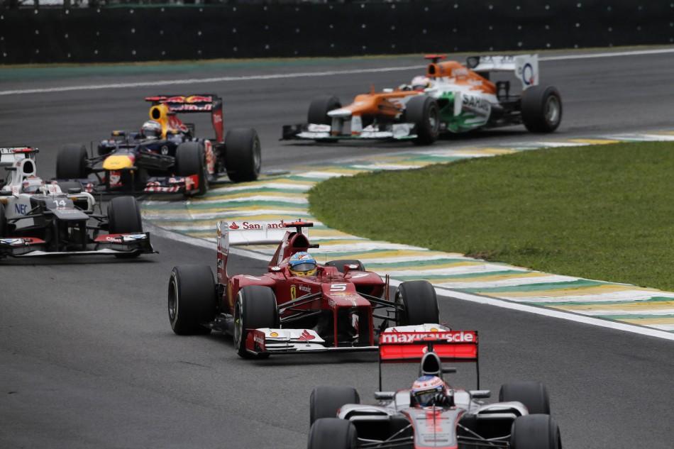 f1 2012 brazil