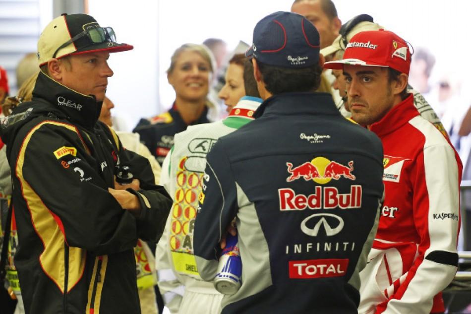 F1 2013 - Belgian GP