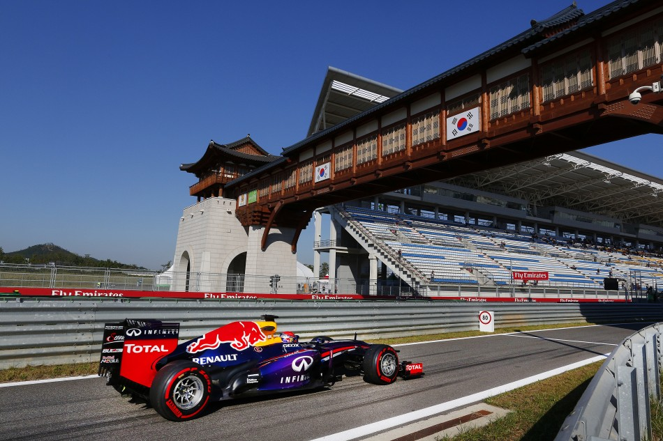 F1 2013 - Korean Grand Prix