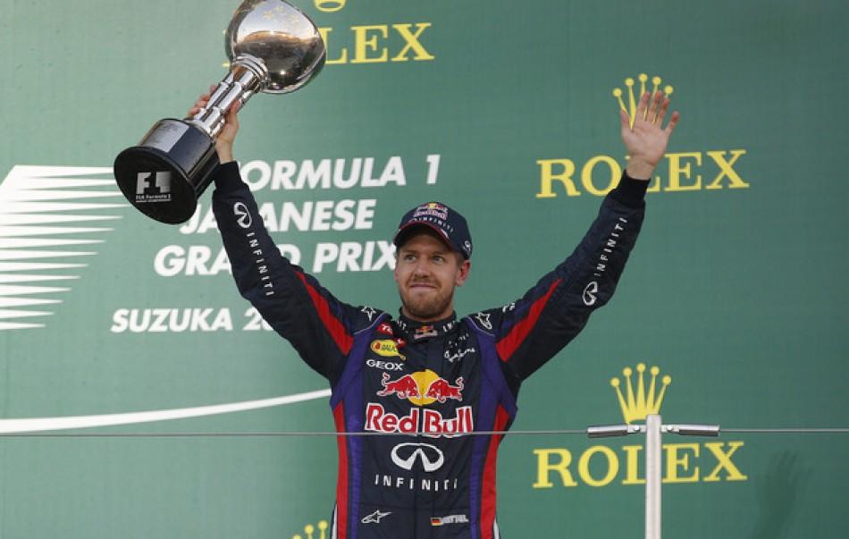 F1 2013 - Japanese Grand Prix