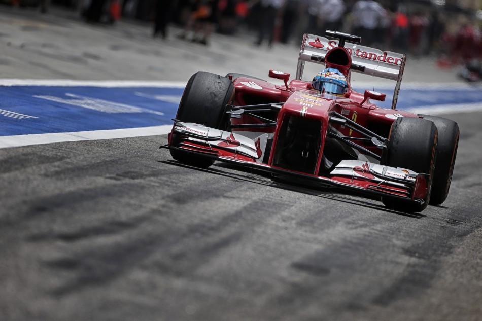 F1 2013 - Bahrain Grand Prix