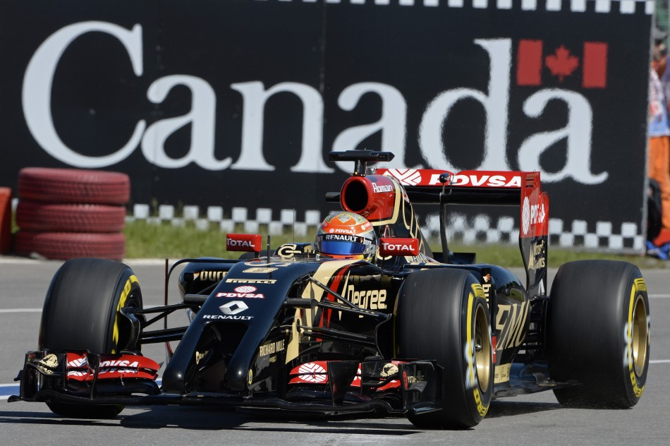F1 2014 - Canadian Grand Prix