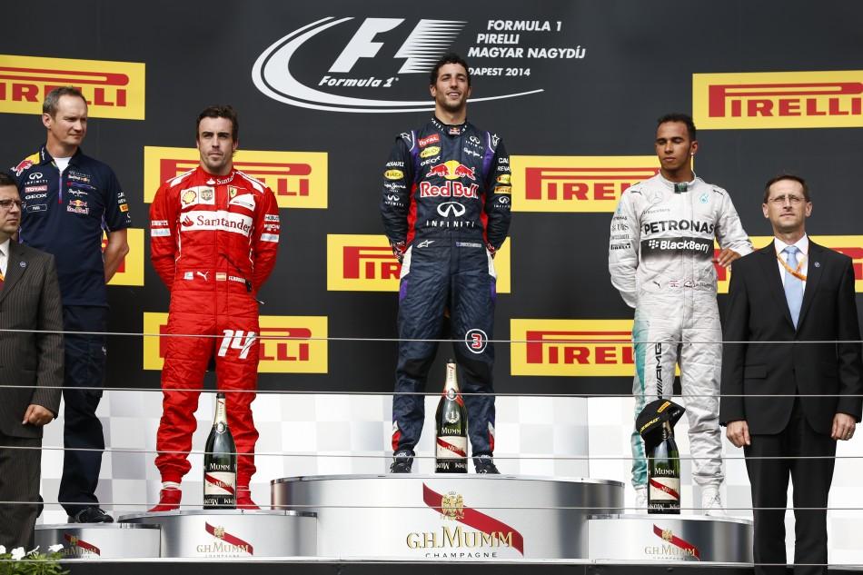 F1 2014 - Hungarian Grand Prix