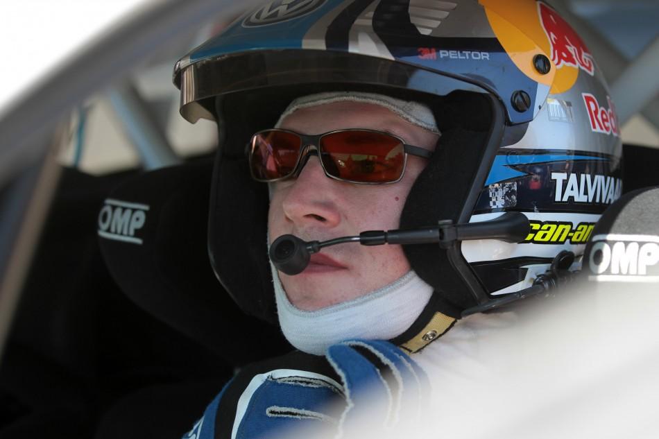 WRC 2013 - Acropolis Rally